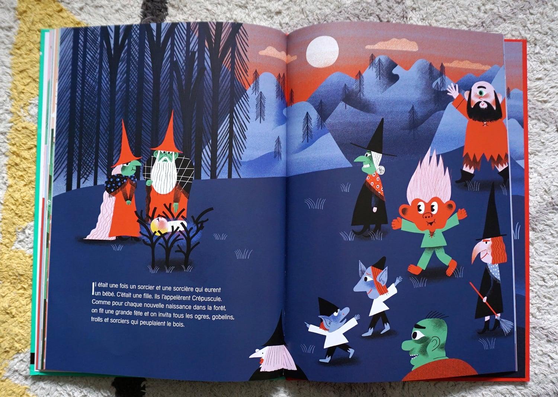 Livre enfant 3-6 ans : Il était 3 fois - La Belle au Bois dormant