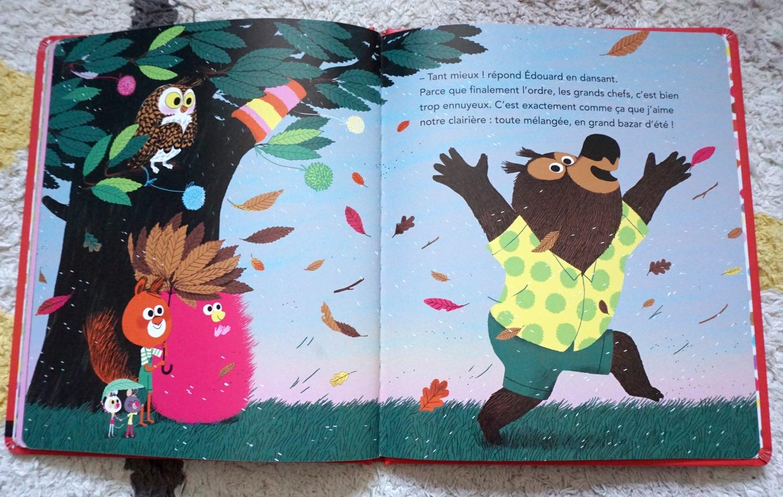Livre enfant 3-6 ans : Il était 3 fois - Edmond et ses amis, Le grand chef