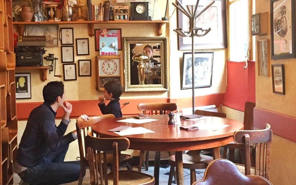 Où manger à Lyon : le restaurant Le Canut et les Gones