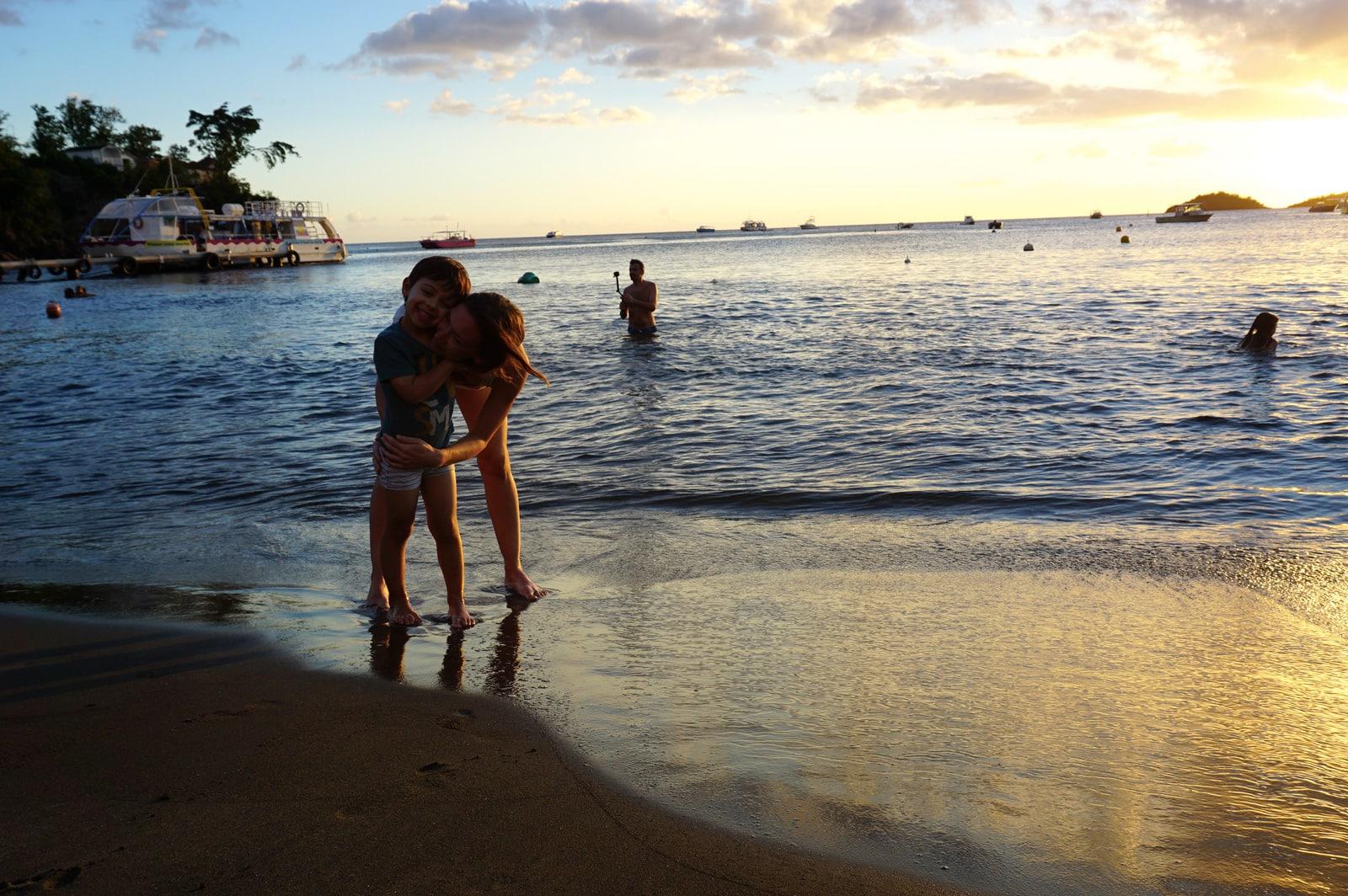 Blog maman voyage : vacances en famille en Guadeloupe