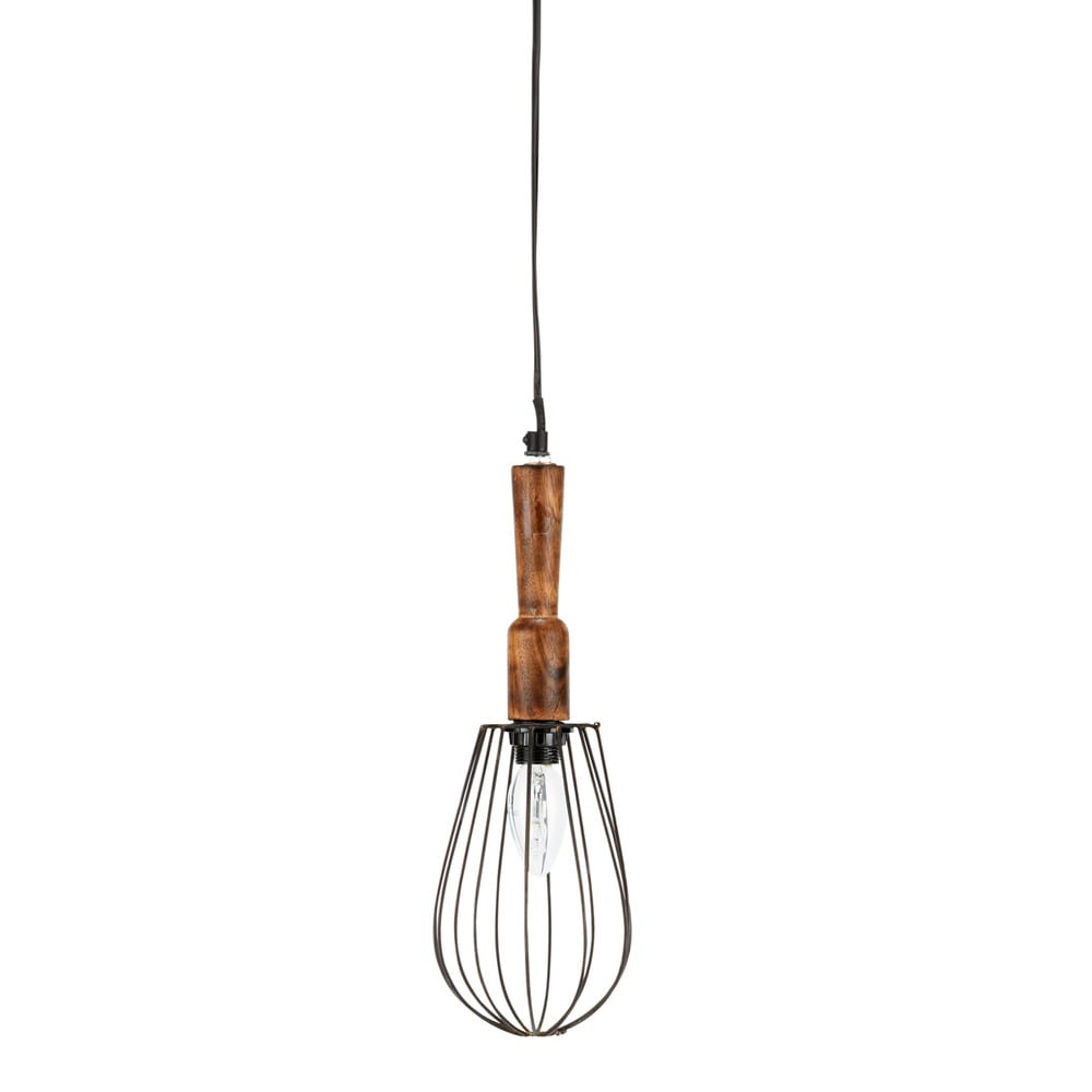 Deco industrielle suspension baladeuse