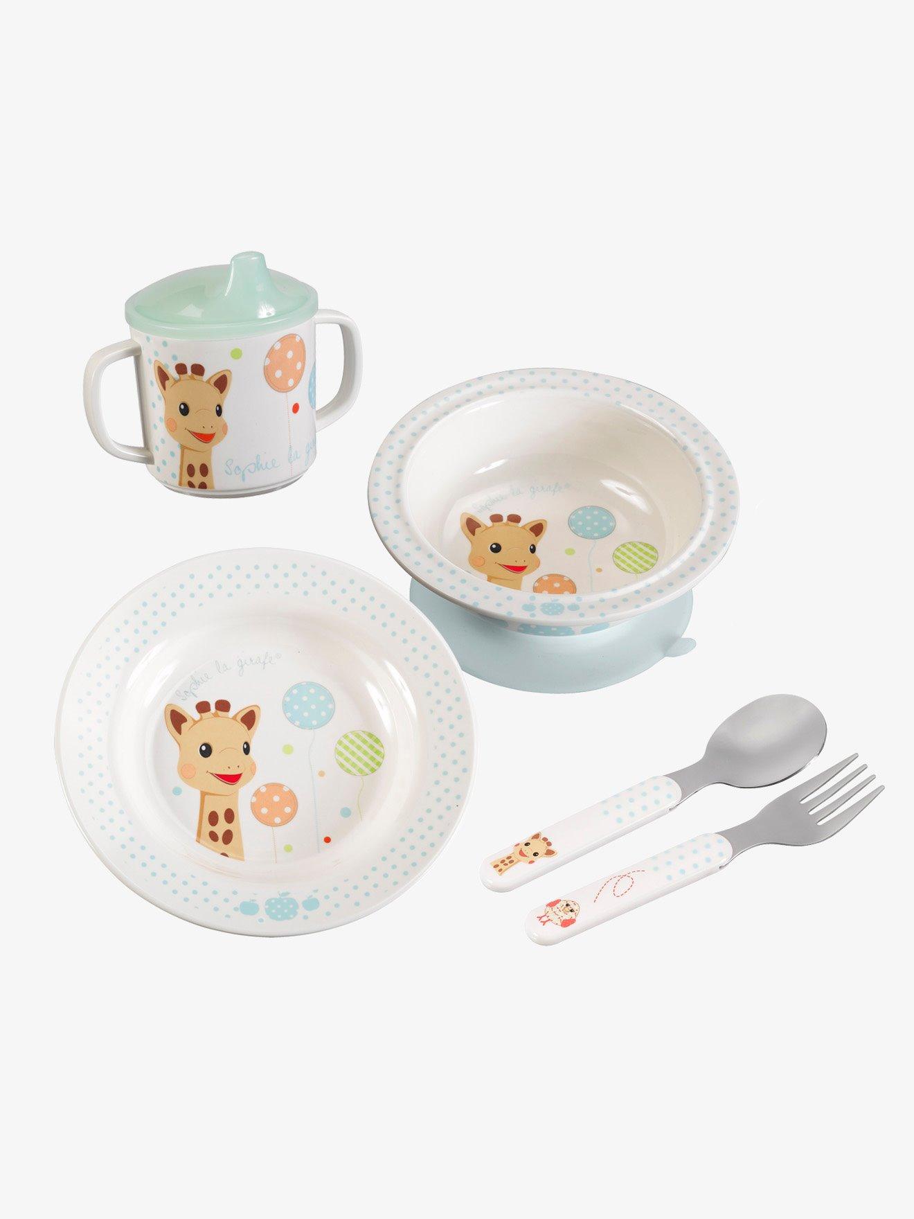 vertbaudet liste de naissance - Le repas de bébé