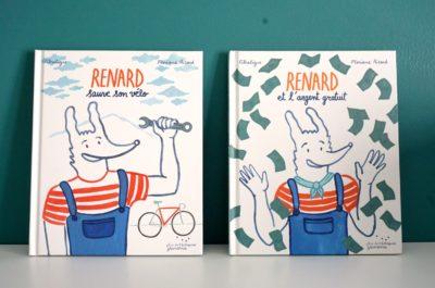 Livre enfant 3-6 ans : La collection Renard