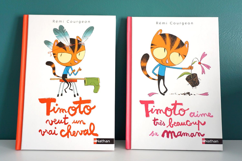 Livre enfant 3-6 ans : La collection Timoto