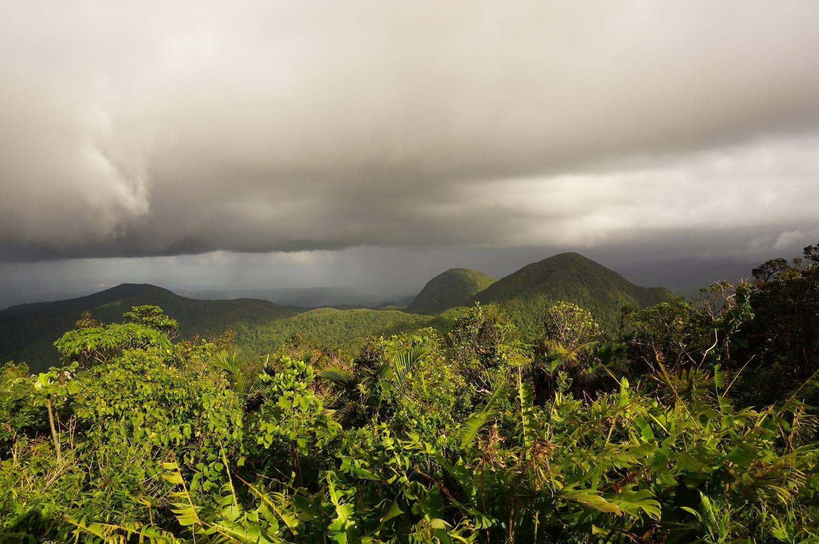 Mes conseils pratiques pour un voyage en Guadeloupe - La météo !