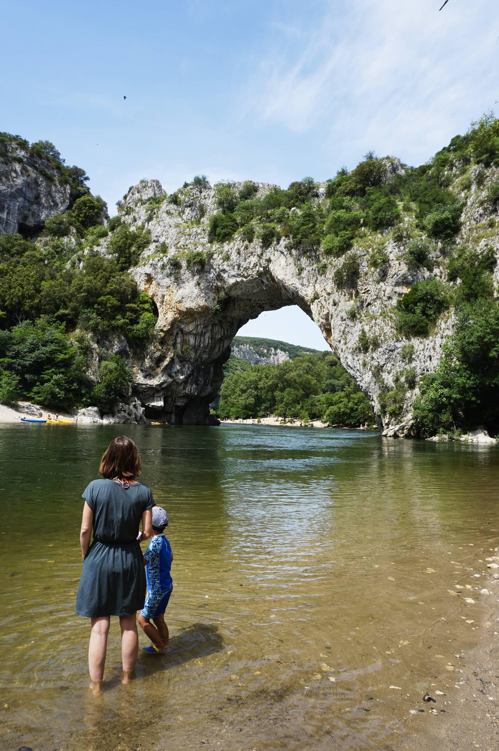 Gorges de l'Ardèche - Pont d'Arc