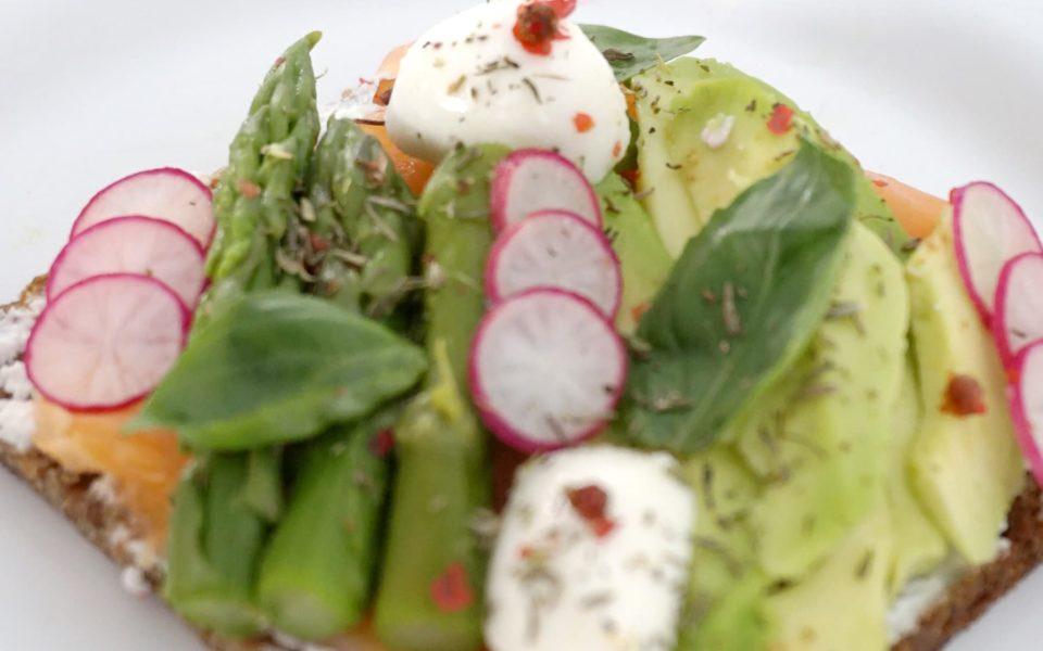 Tendance food : Le bar à tartines pour l'apéro dînatoire