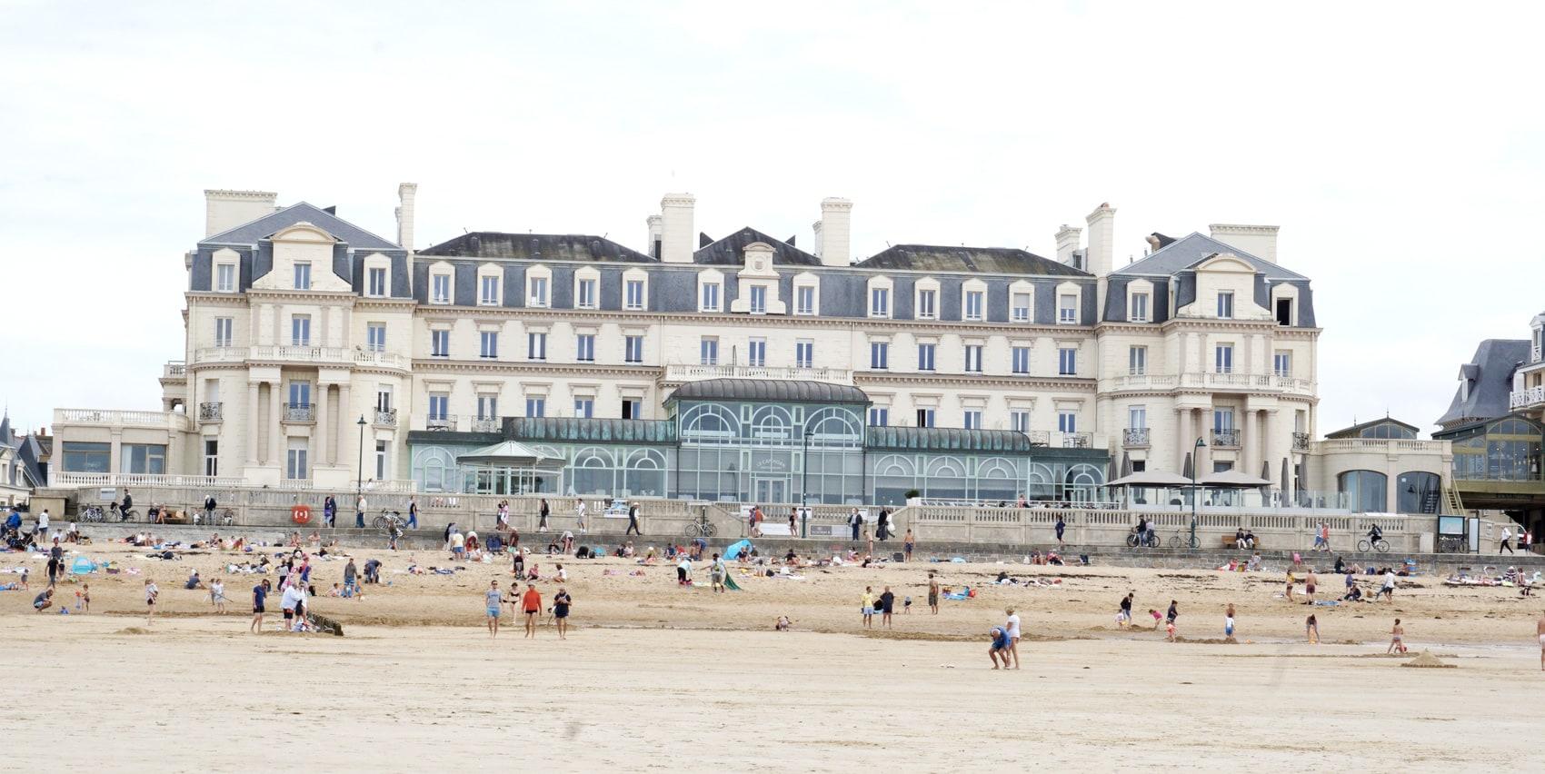 Le grand hôtel des thermes Saint-Malo
