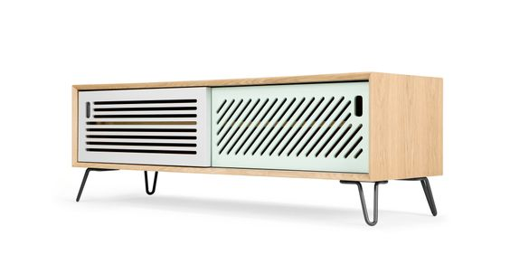 Meuble tv design scandinave made