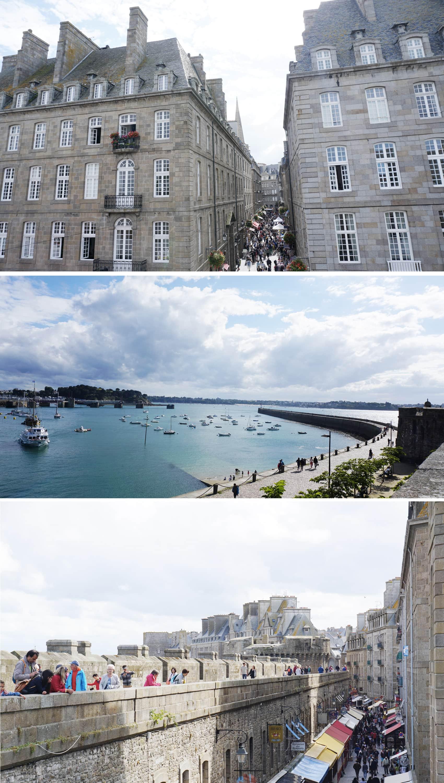 La cité de Saint-Malo