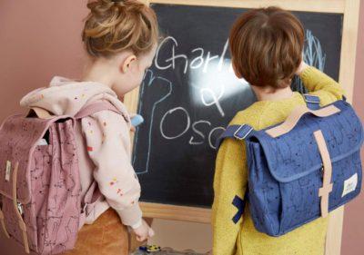 Rentrée école maternelle : Les cartables et sacs à dos Jojo Factory