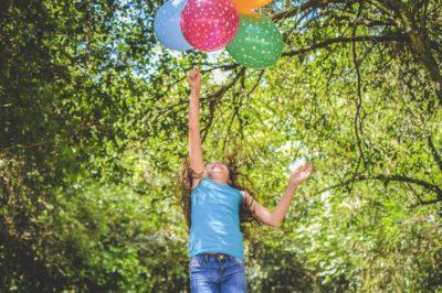 Organiser un anniversaire enfant à l'extérieur