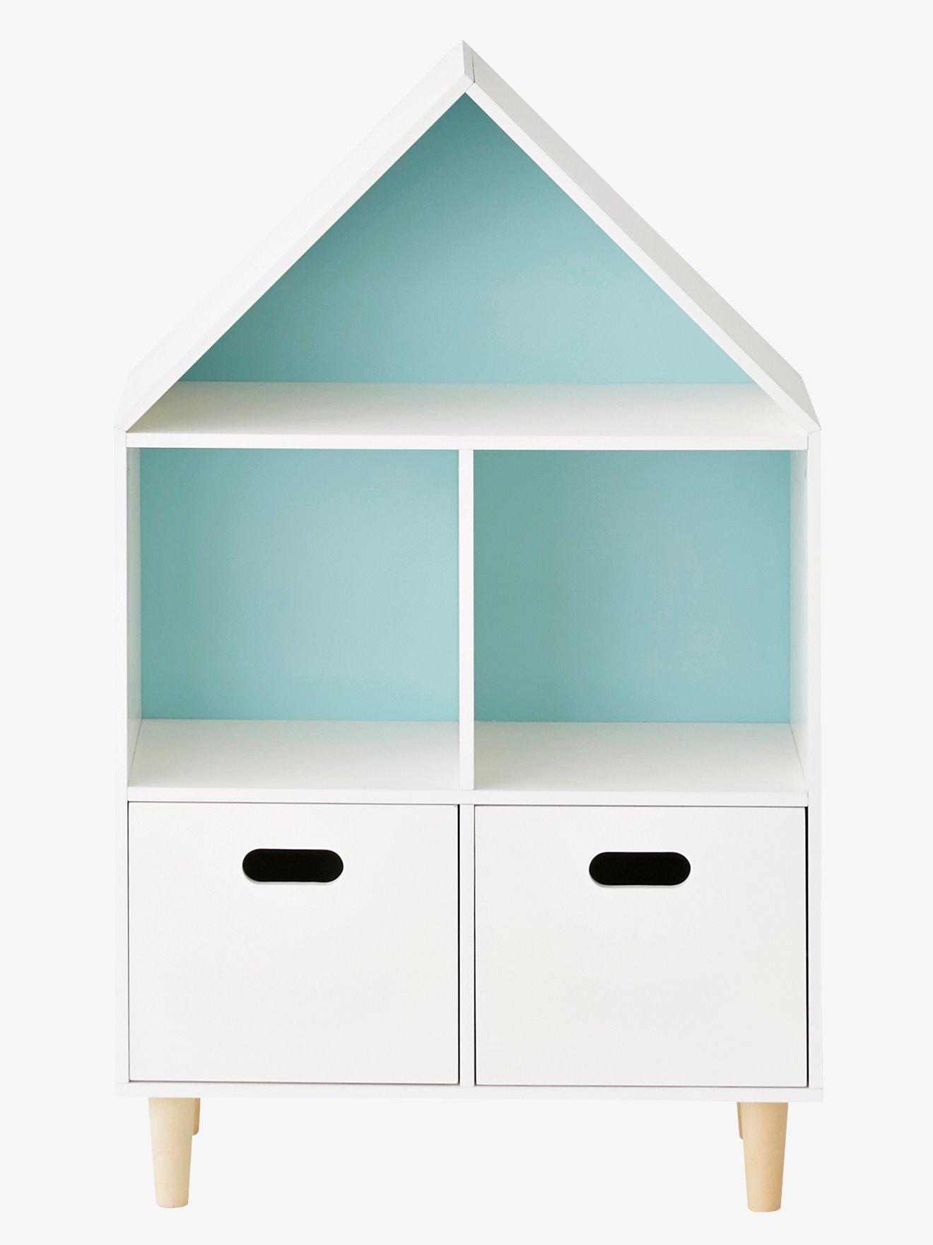 Bibliothèque enfant vertbaudet - Déco chambre enfant