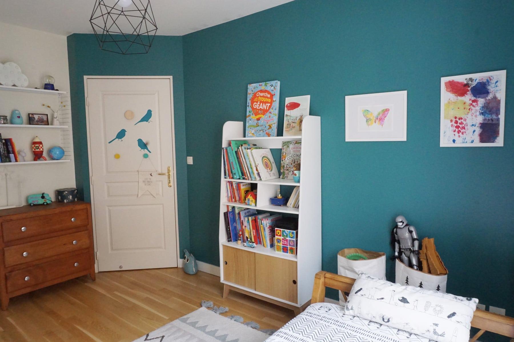 Partage Chambre Fille Garcon home tour : la chambre enfant de noah - déco chambre enfant