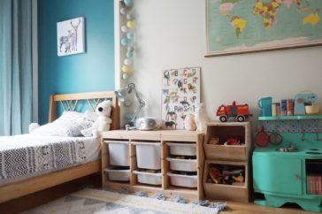 Chambre enfant garçon - Déco chambre garçon