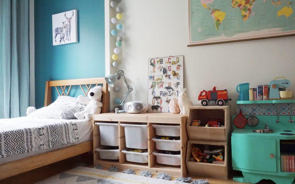 Home tour : La chambre enfant de Noah - Déco chambre enfant ...