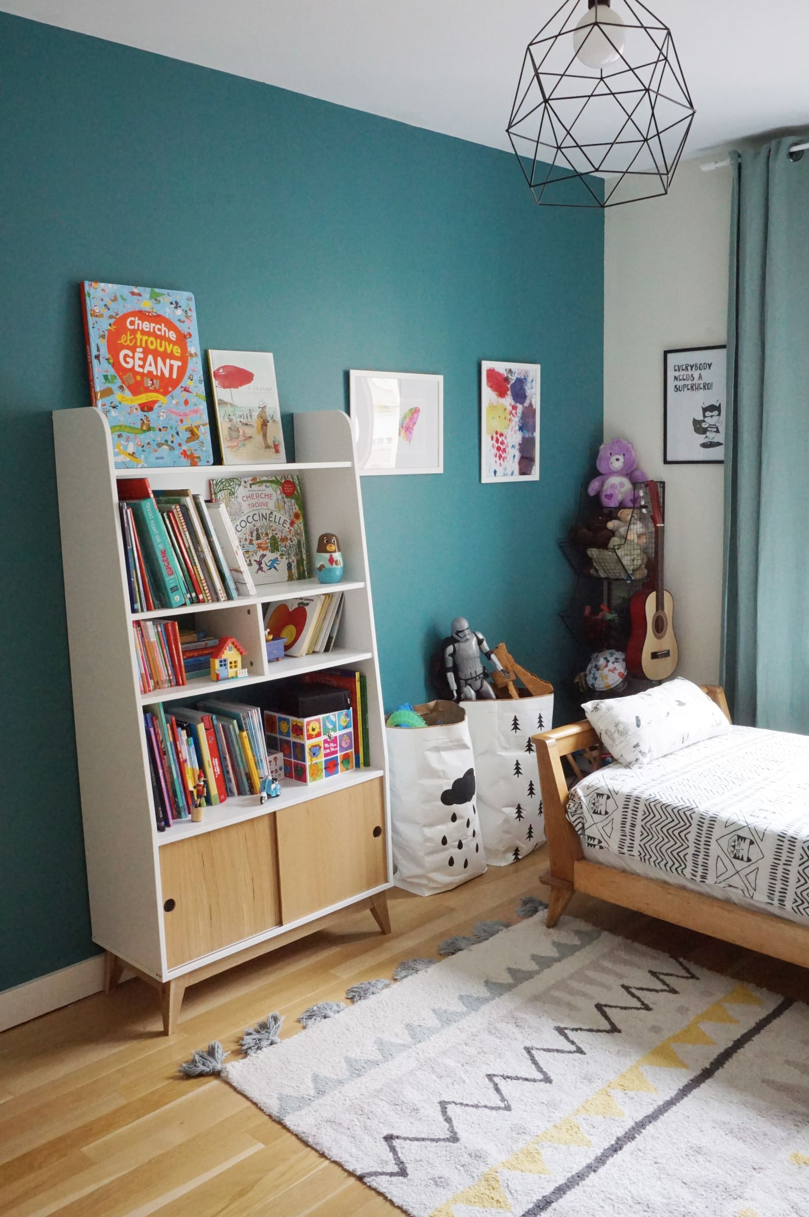Awesome Deco Chambre Enfant Garcon Pictures - House Design ...