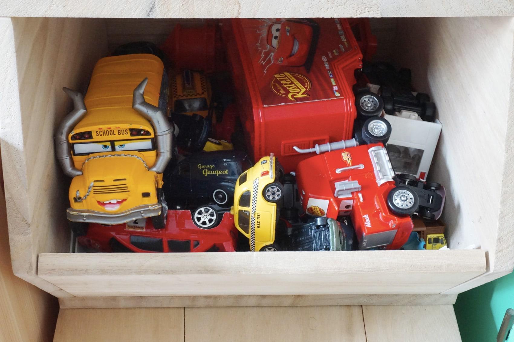 Meuble rangement jouets - Chambre enfant