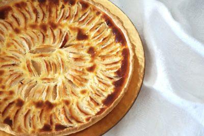 Recette facile de la tarte aux pommes