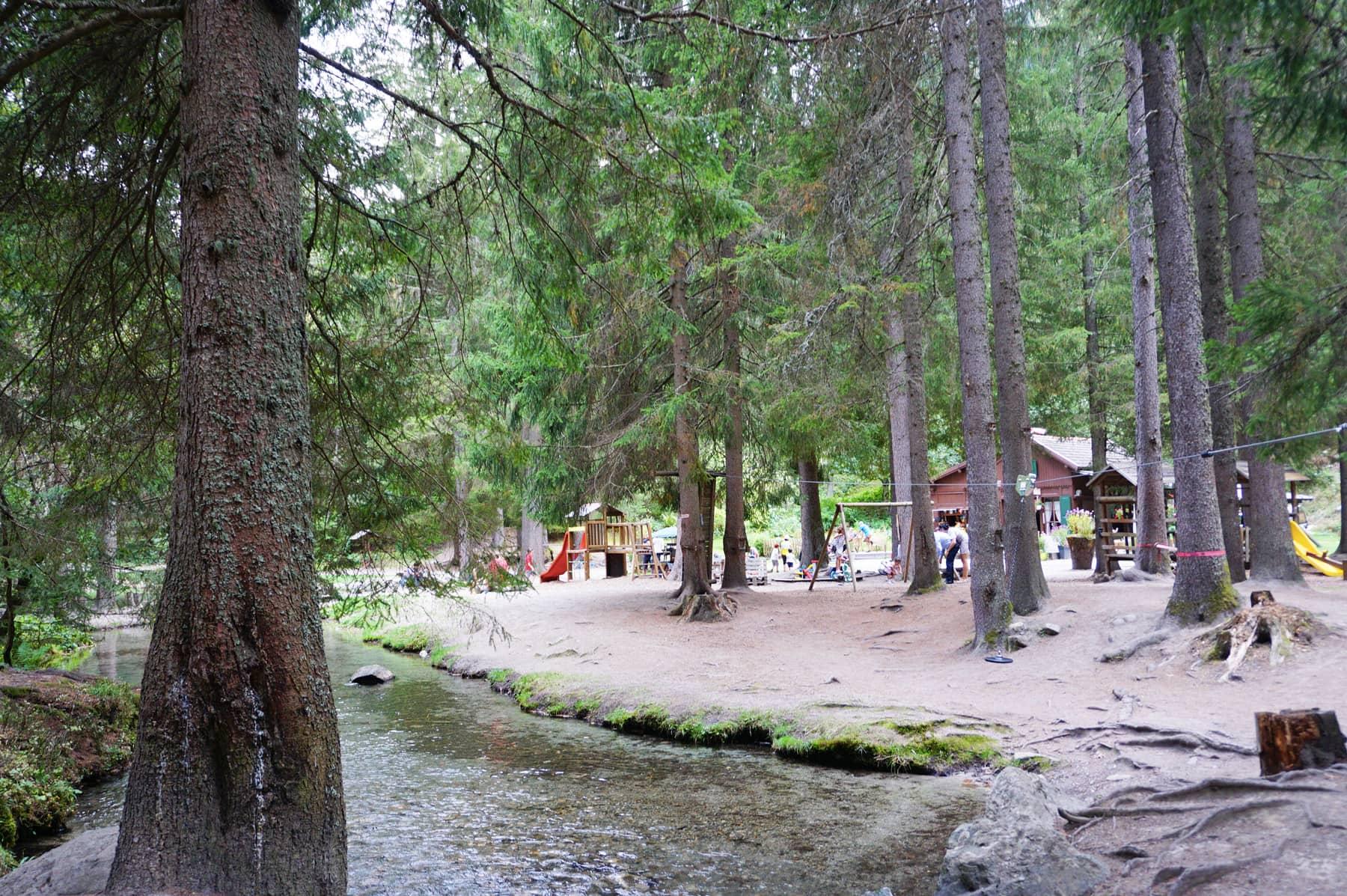 Un week-end en famille à Chamonix - Le paradis des Praz