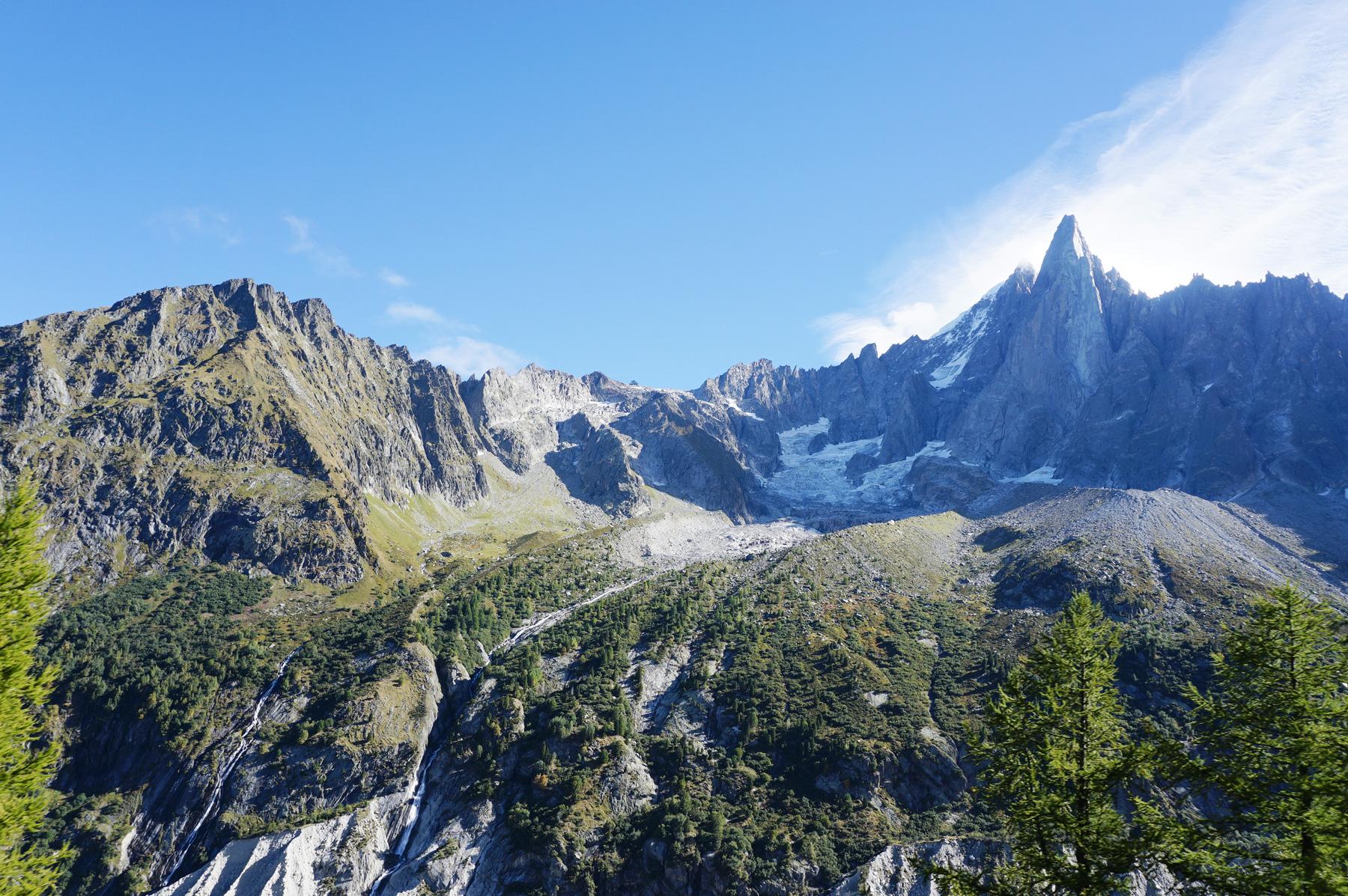 La mer de glace - Chamonix Montenvers
