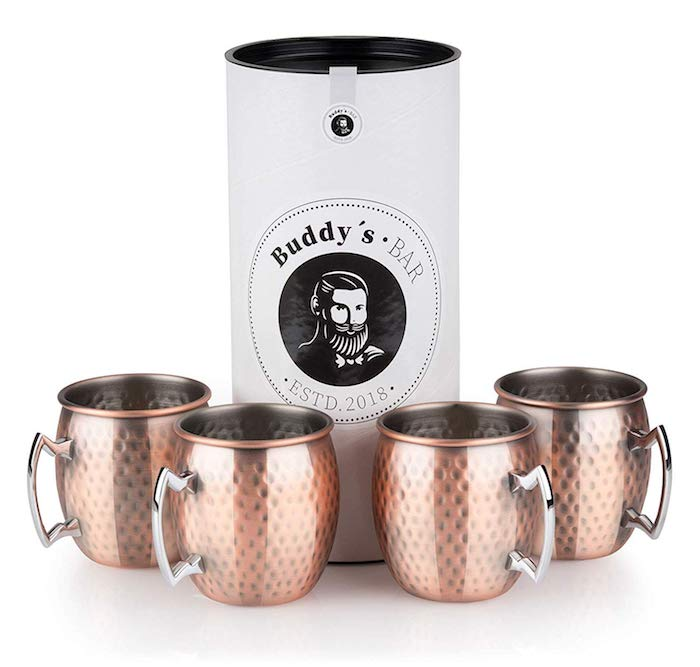 Tasses à cocktail - Idée cadeau pour homme - Cadeau anniversaire homme cadeau ou cadeau Noël homme