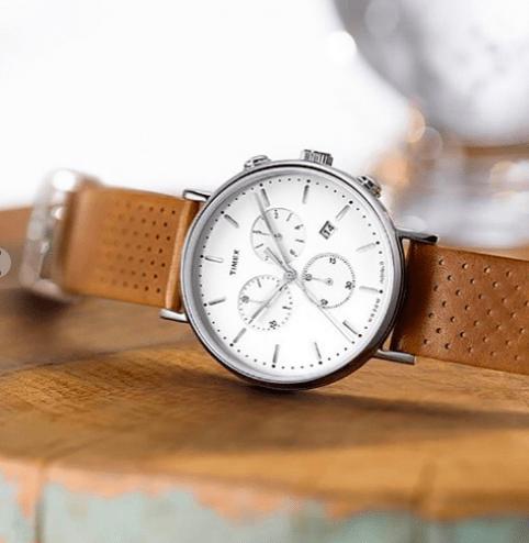 Montre Timex - Idée cadeau pour homme - Cadeau anniversaire homme cadeau ou cadeau Noël homme