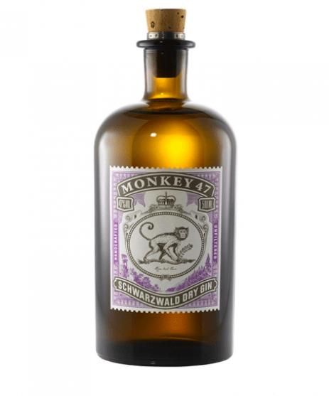 Gin Monkey 47 - Idée cadeau pour homme - Cadeau anniversaire homme cadeau ou cadeau Noël homme