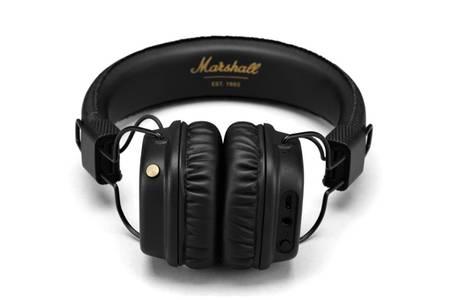 Casque audio bluetooth Marshall - Idée cadeau pour homme - Cadeau anniversaire homme cadeau ou cadeau Noël homme