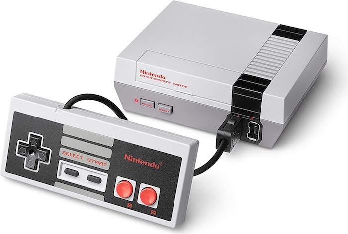 Console Nintendo NES Classic Mini - Idée cadeau pour homme - Cadeau anniversaire homme cadeau ou cadeau Noël homme