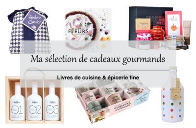 Idée cadeau gourmand : Livres de cuisine, coffret cuisine & épicerie fine