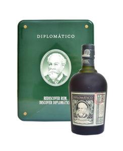 Coffret valise Diplomatico