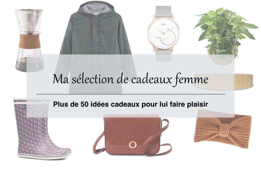 Idee Cadeau Pour Mariage.Ma Selection D Idees Cadeaux Femme Cadeau Anniversaire