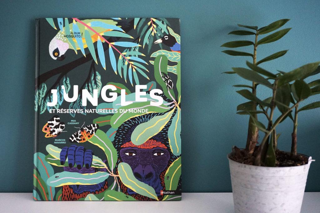 Livre enfant 3-6 ans - Jungles