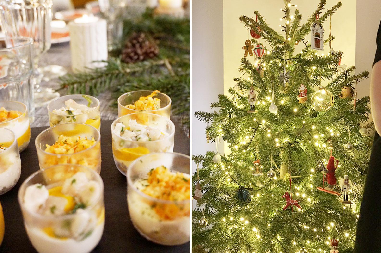 Repas de Noël Toupargel