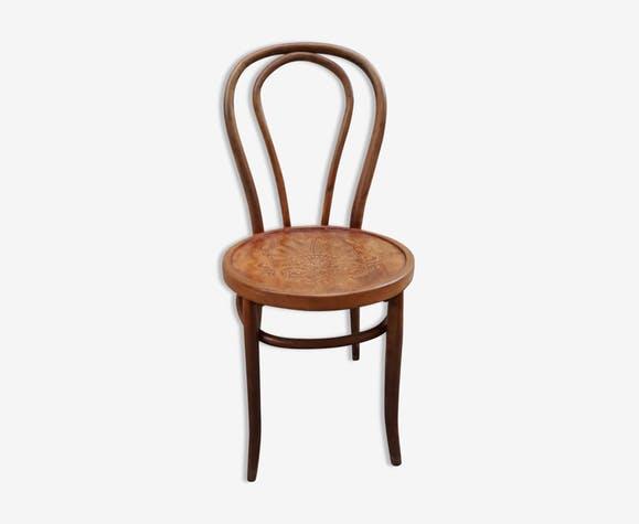 Chaise bistro ancienne style thonet original
