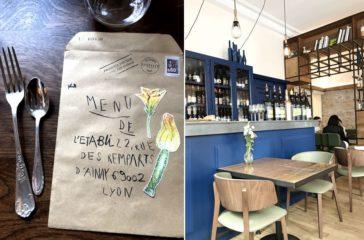 L'Etabli, restaurant à Lyon