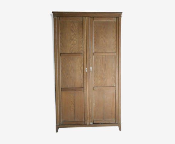 Tres grande armoire parisienne demontable original