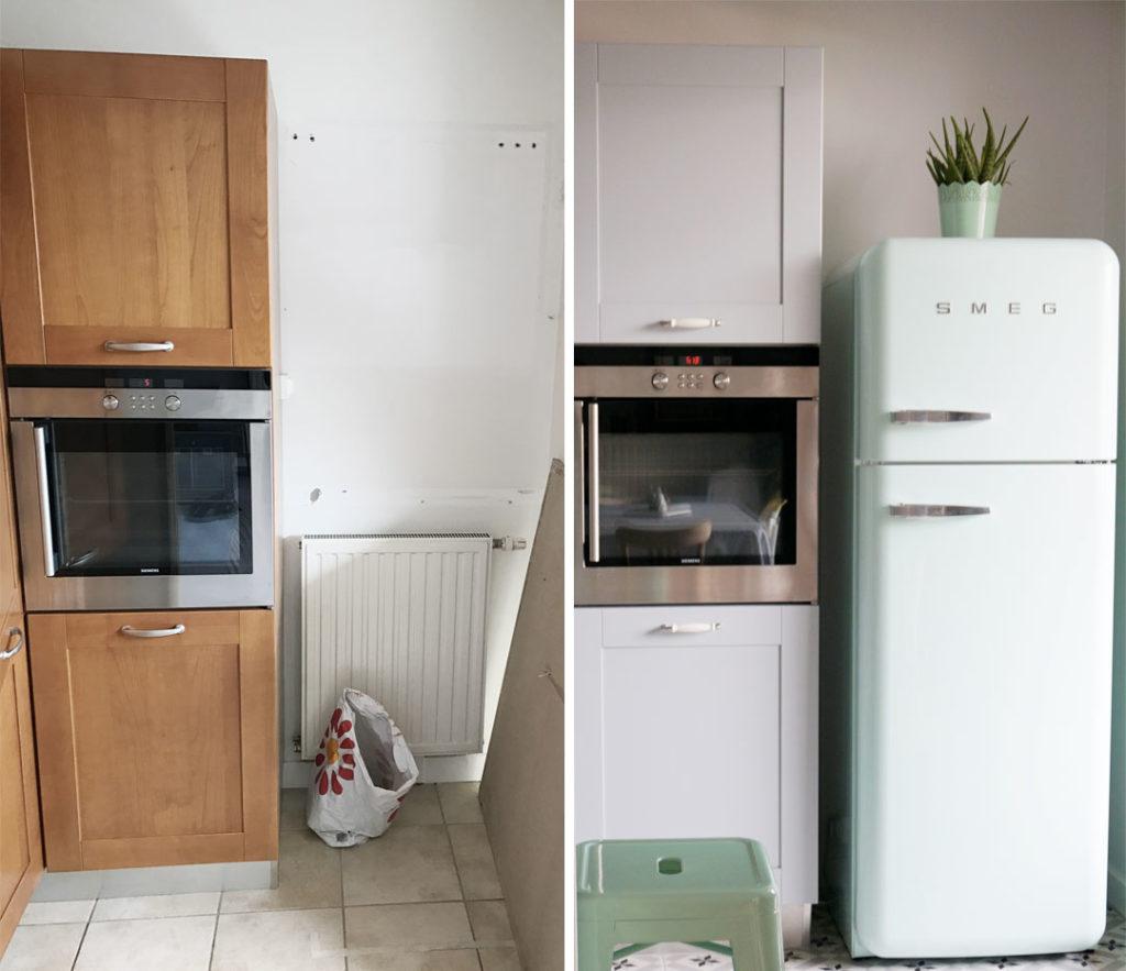 Relooking cuisine : ma cuisine avant-après rénovation