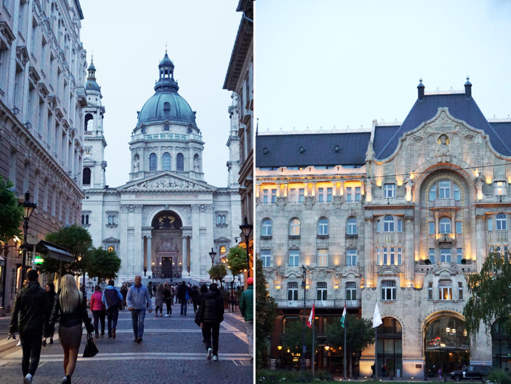 Visiter Budapest - Week-end Europe