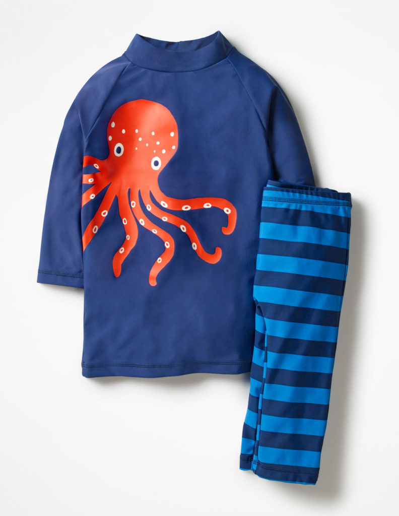 maillot de bain enfant anti uv