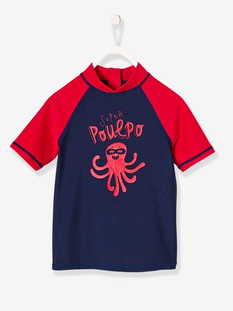 tee shirt enfant anti uv