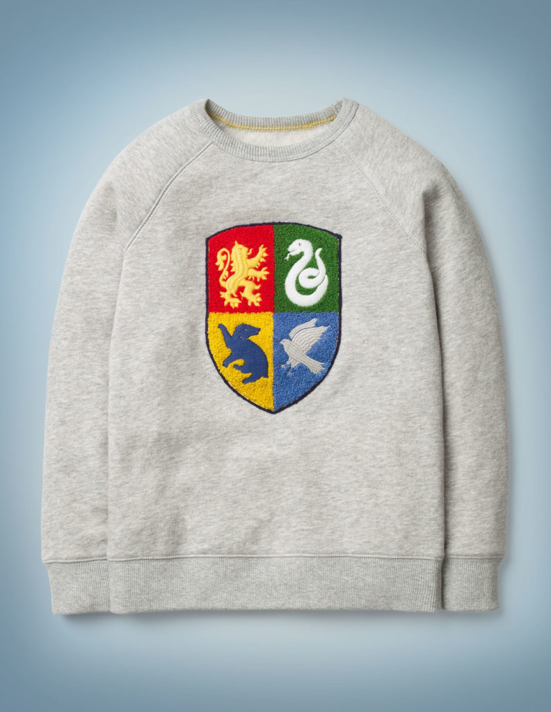 Idée cadeau Harry Potter enfant : Vêtement Harry Potter