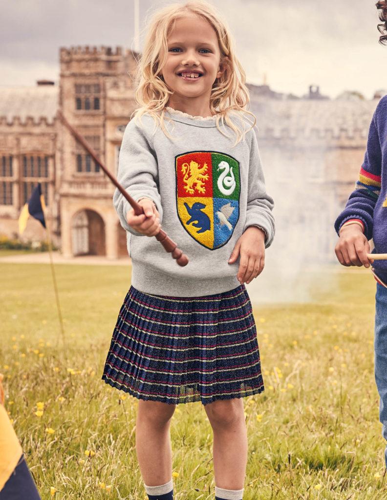 Idée cadeau Harry Potter enfant : Vêtement Harry Potter fille