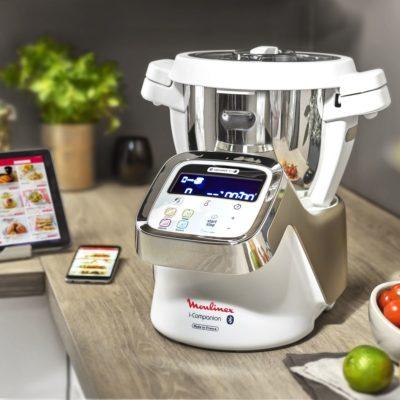 Cuisiner avec le Companion robot cuiseur multifonction