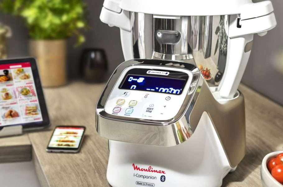La Cuisine Facile Avec Le Robot Companion De Moulinex Prix