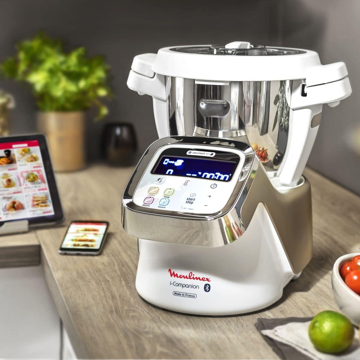 Robot cuisine companion