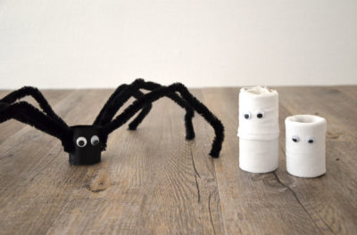DIY Halloween enfant facile
