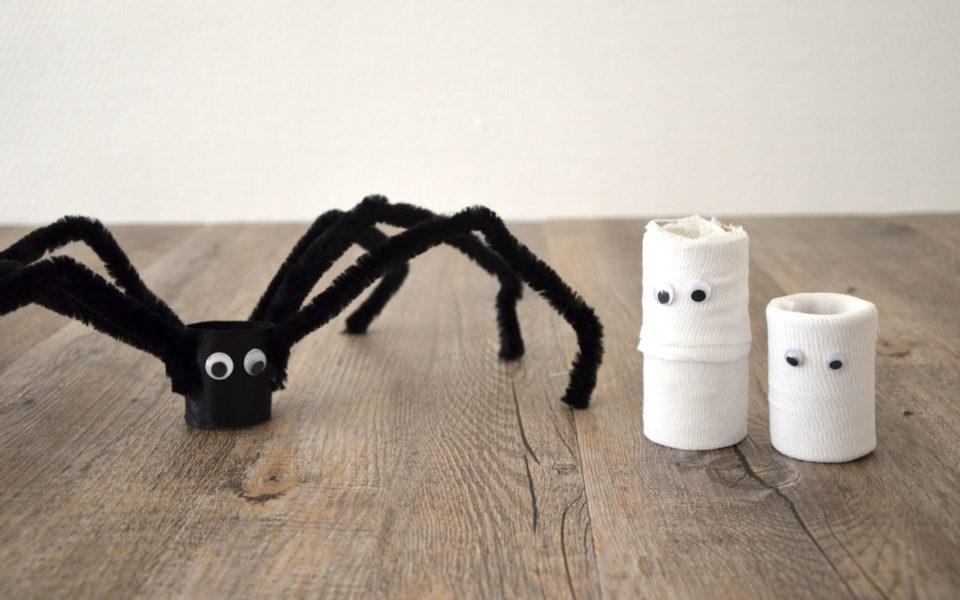DIY Halloween enfant facile