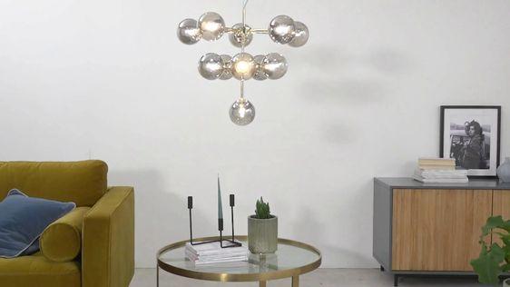 Luminaire design : suspension ou lustre pour la maison